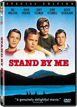 Stand by me - Una película de aventuras